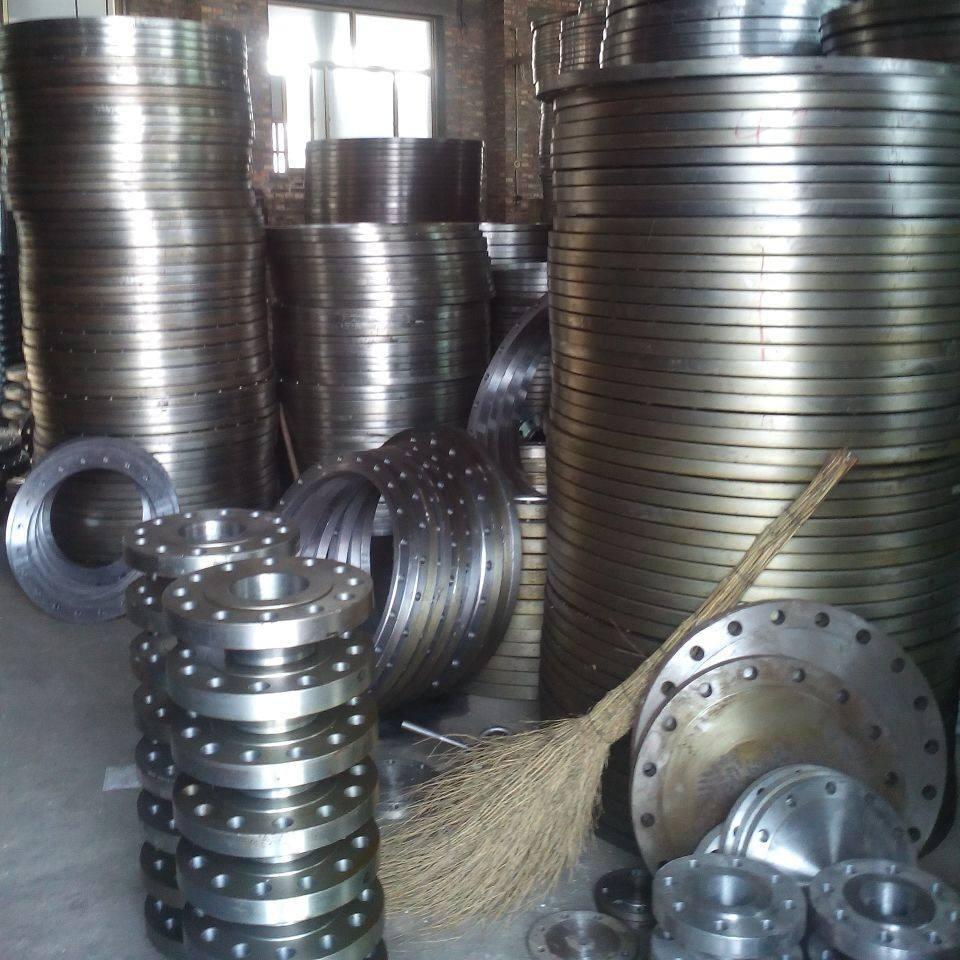 亞中老廠家直銷 316l不銹鋼帶頸對焊法蘭 304平焊翻邊松套法蘭 盲板圖片