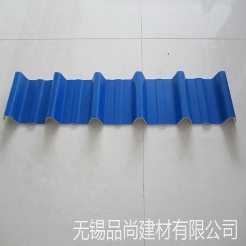 上海彩色厂房屋面瓦 APVC复合瓦 防腐瓦防腐翻新