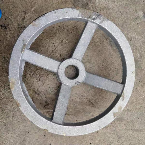 铸铁手轮 配重铁 消失模铸件 各类铸造件 泊头亮健机械专业制造商