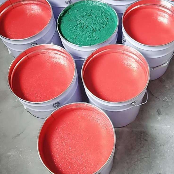 義浩防腐廠家供應 樹脂玻璃鱗片膠泥涂料 污水池玻璃鱗片防腐涂料 玻璃鋼涂料 量大從優