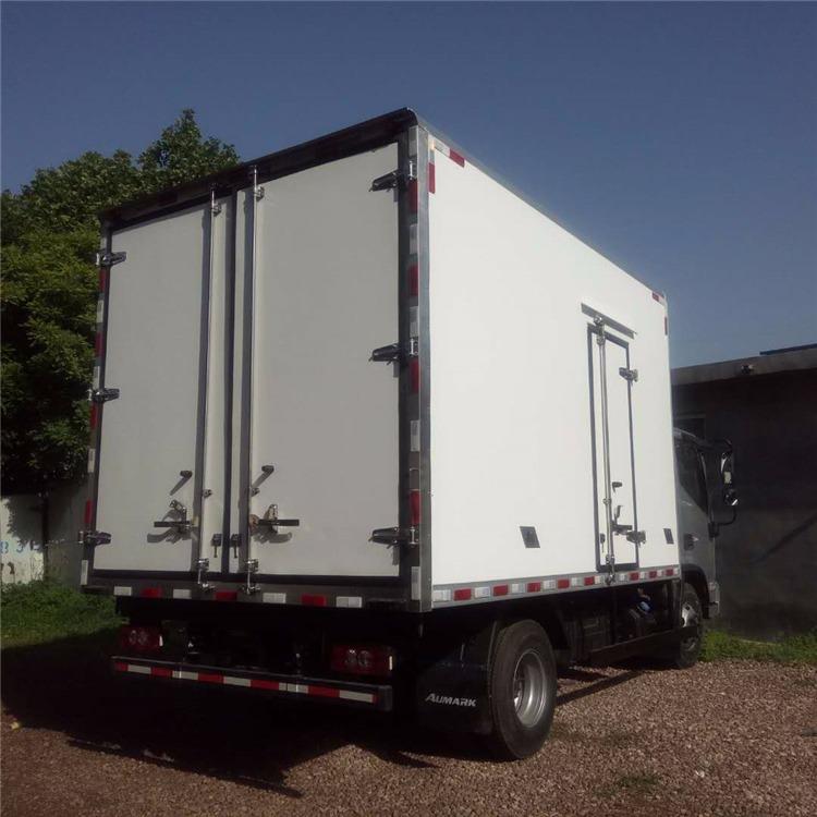 欧马可冷藏车 食品运输专用车 肉类运输车