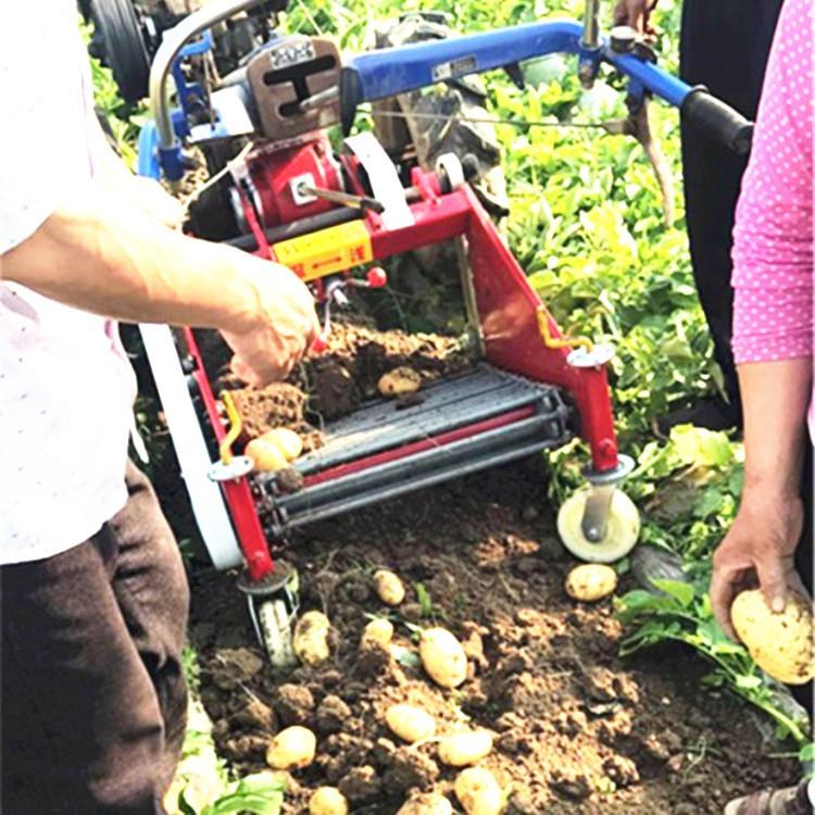 花生收获机 江西拖拉机 土豆收获机 花生收获机 红薯收获机