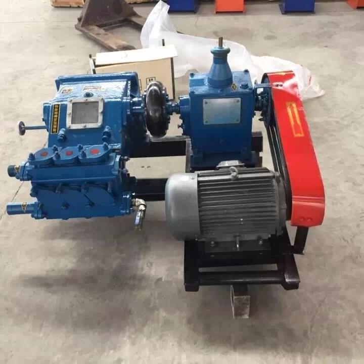 山西精恒機械三缸注漿泵BW150  節省能源、結構緊湊、體重輕、效率高、經久耐用、操作安全