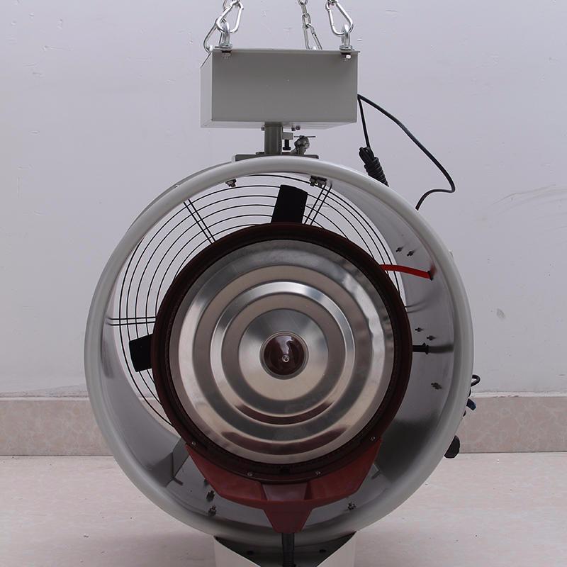 悍博工业手推式离心加湿器 景观造雾加湿设备 XH-9000悬挂加湿器型号全