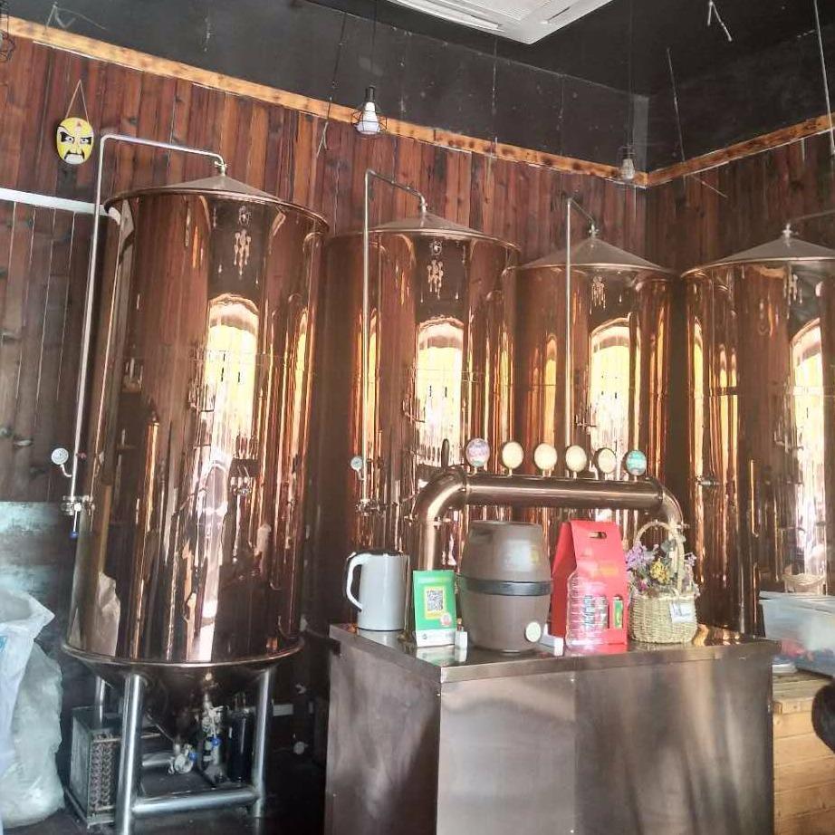 精酿啤酒设备厂家直销自酿啤酒设备