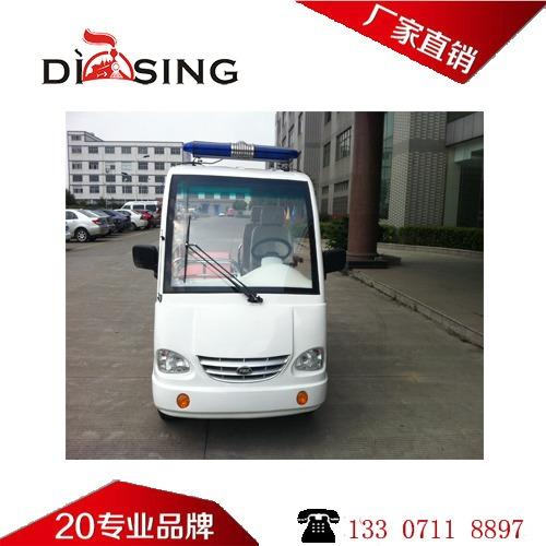 内蒙景区物业四轮电动救护车价格电瓶救护车图片