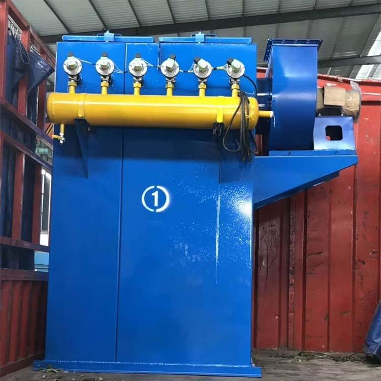 创科生产直销 生物质锅炉除尘器 燃煤锅炉除尘器 锅炉布袋除尘器