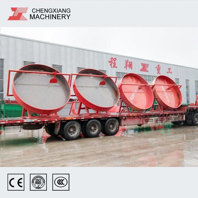 21年專業生產CXYZ-1800圓盤造粒機 復合肥造粒設備廠家直銷 盤式造粒機價格報價