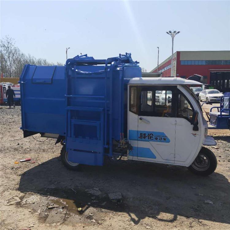 生产厂家供应电动垃圾车 电动三轮垃圾车 电动四轮垃圾车