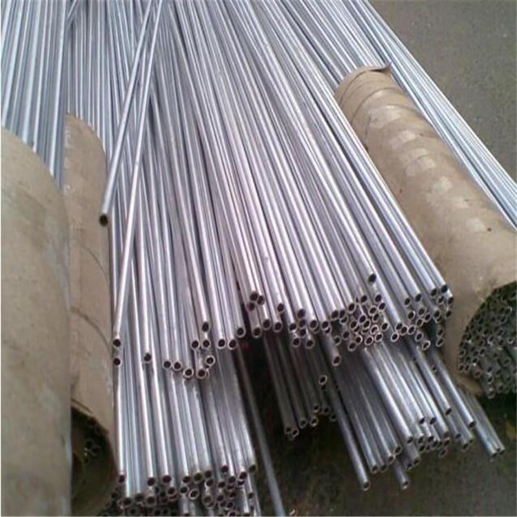 5456铝管厂家,大直径高精密铝管示例图2