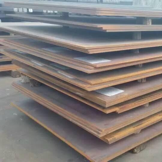 Q355NH耐候板 产品热销 Q355NH耐候板大量现货 含税过磅