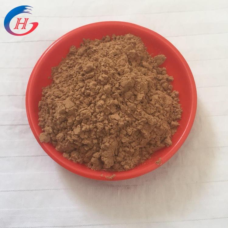 厂家直销膨胀蛭石粉 金黄色蛭石粉 用于防火涂层  防火布
