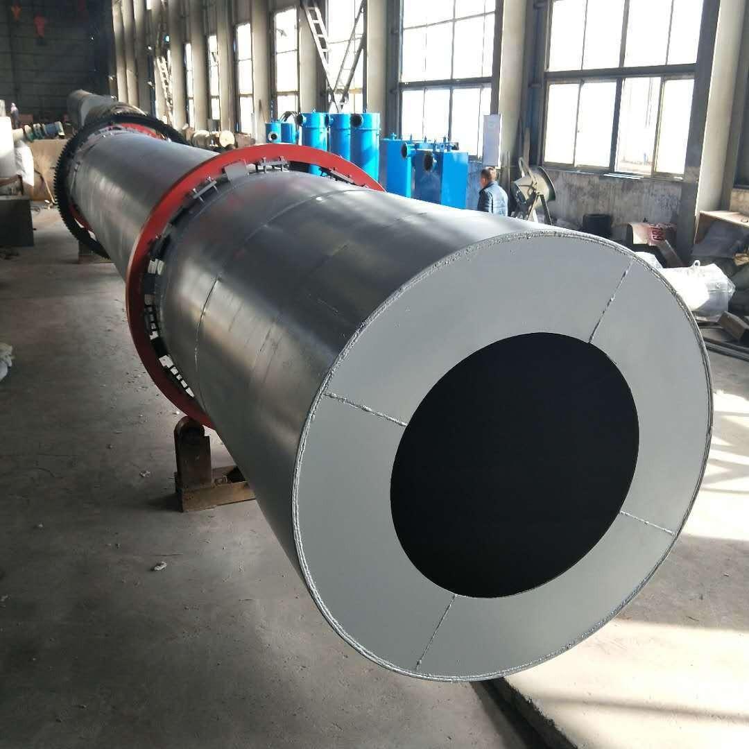众焱 大型污泥烘干机 煤泥烘干机 石灰 石粉烘干机 黄沙烘干机 滚筒烘干机 欢迎来电