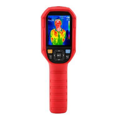 人体测温仪UNI-T/优利德人体测温热像仪UTi220K红外热成像仪