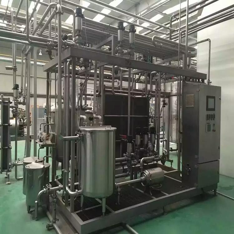 滨州高价回收二手鲜奶全自动超高温板式杀菌机操作要领