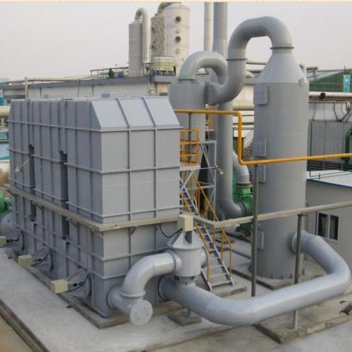 山東VOC廢氣處理設備