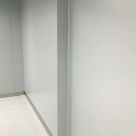 洁净室专用墙板 机房彩钢板 防尘防火防静电机房 彩钢板隔音降噪 机房金属复合墙板 济南向利厂家直销