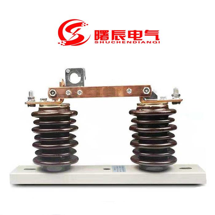 常规10KV高压隔离开关GW9-12/630A高压隔离刀闸示例图3