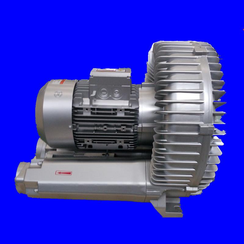 广州吸尘风机 除尘器专用旋涡气泵 静音型漩涡气泵 低噪音旋涡高压鼓风机厂家示例图5
