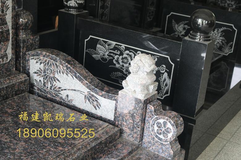 安徽墓碑厂家直销传统墓碑 豪华墓碑可支持定制 批发量大价格优惠示例图5