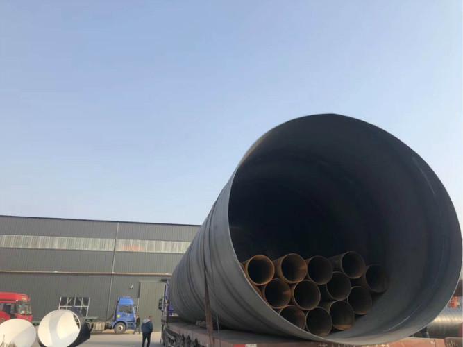 国标螺旋钢管保探伤螺旋钢管 9711螺旋钢管 探伤焊接钢管厂家选择我们神舟钢管示例图9