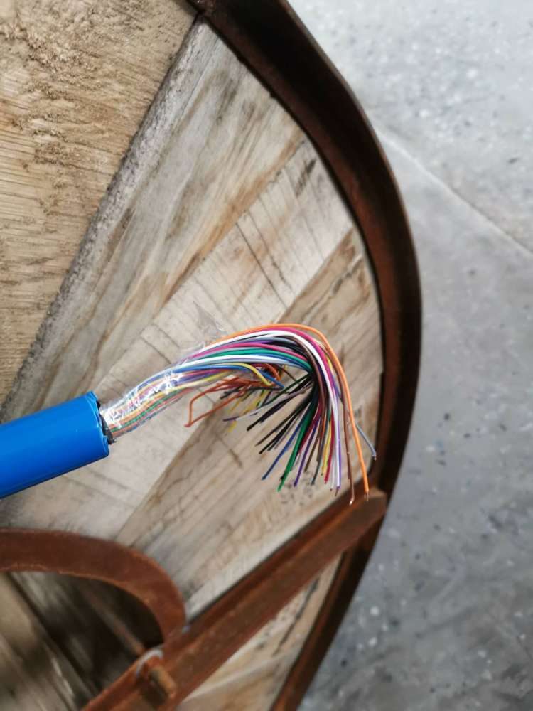 MHYVP1乘4乘7/0.52电缆 MHYVP1乘4乘7/0.52矿用监控电缆示例图2