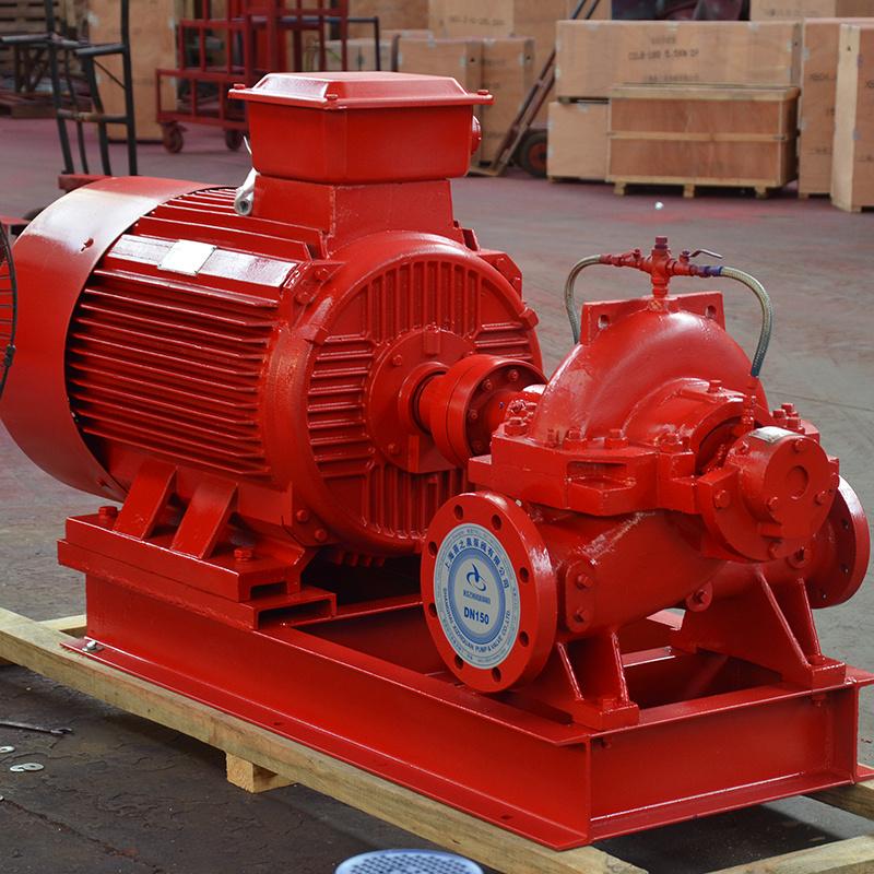 上海喜之泉XBD-S 消防泵,XBD5.0/44-150S-50 消防泵示例图5
