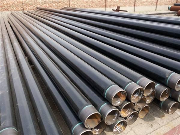 优质L360M直缝高频焊钢管 燃气管线用3PE加强级防腐直缝焊管 厂家现货示例图2