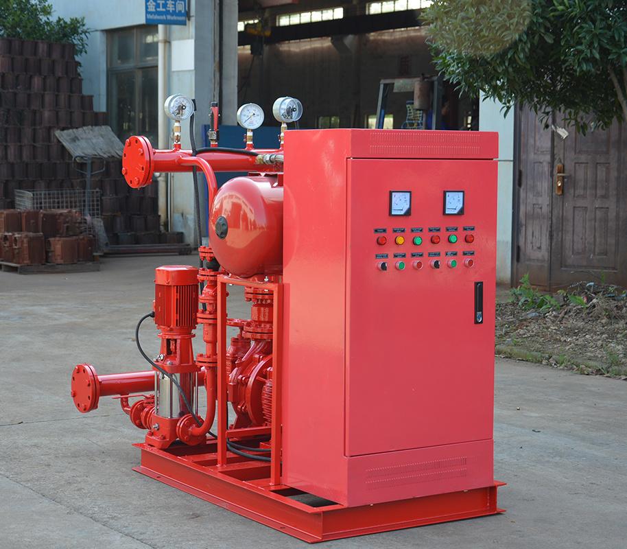 上海喜之泉EJ12.0/15-2-GPM250 双动力消防泵,30kw小型双动力消防泵,消防泵示例图5