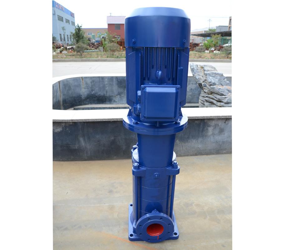 <strong>喜之泉DL立式多级离心泵</strong>,立式离心泵,多级离心泵示例图4