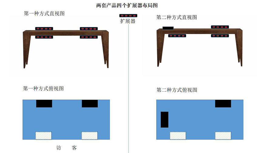 英讯ws-3经济型 录音屏蔽器 防非法录音 无不适感 厂家直销示例图5