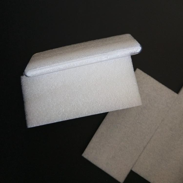 PE珍珠棉垫片手机壳内衬打包快递水果保鲜泡沫防震防撞包装内托棉示例图12