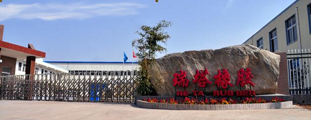 广西港口皮带机驱动陶瓷包胶板,冷粘式耐磨型陶瓷包胶板示例图15