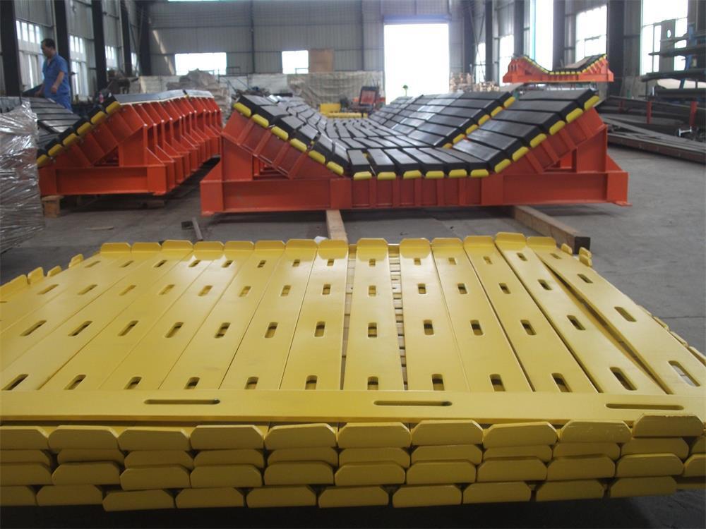 优质缓冲床厂家 HCC缓冲床 矿用缓冲床 皮带机缓冲床 缓冲滑槽示例图11