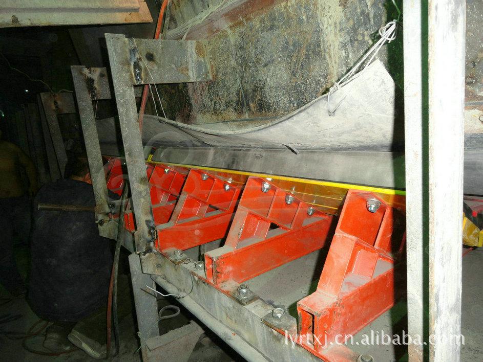 物料输送系统新型的缓冲床厂家生产的缓冲床质量好价格便宜示例图10