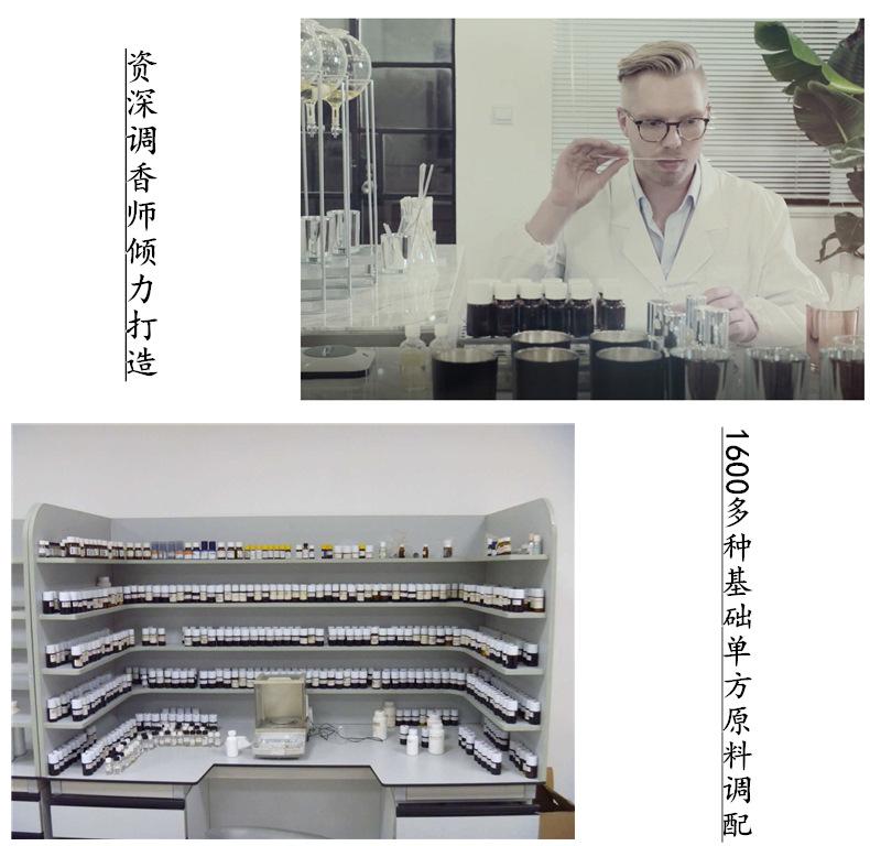 工厂定制七彩珠光玻璃杯家居植物精油环保进口大豆蜡爱博国际lovebet蜡烛示例图11