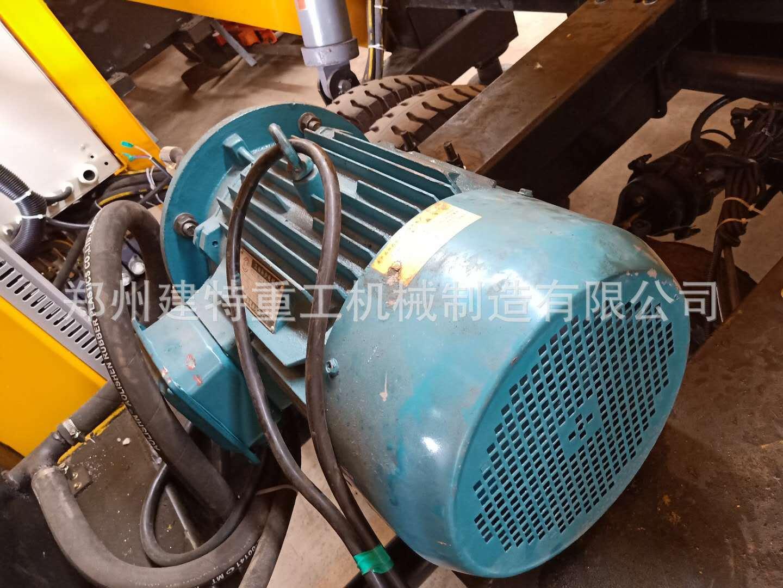 辽阳厂家直销一拖二混凝土喷浆车 自动上料喷浆车 喷浆设备示例图12