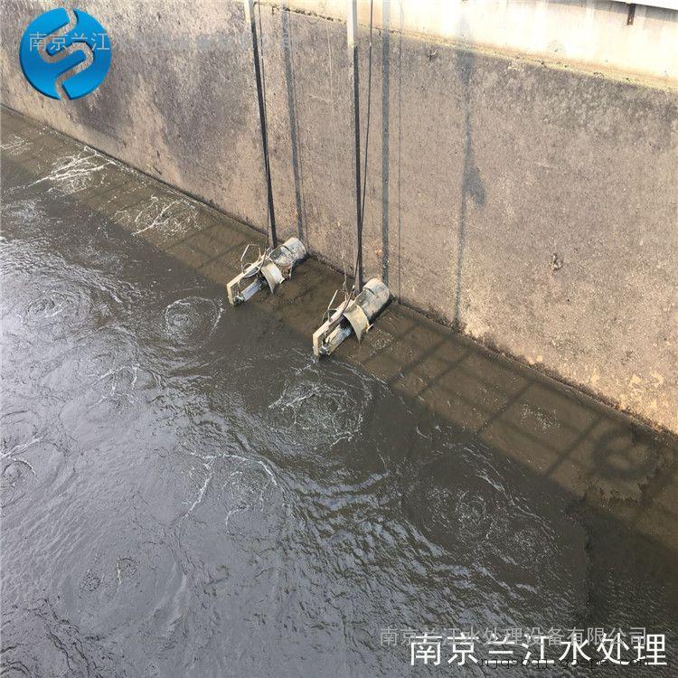 南京兰江QJB-W1.5污泥回流泵 膜池穿墙泵示例图8