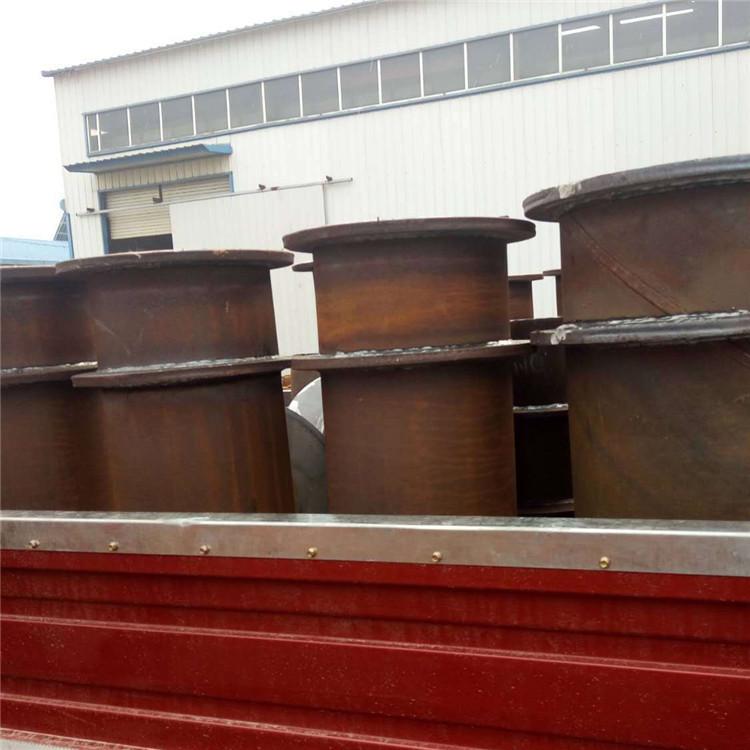 杰胜钢制防水套管法兰式防水套管 专业订做各种长度防水套管示例图6