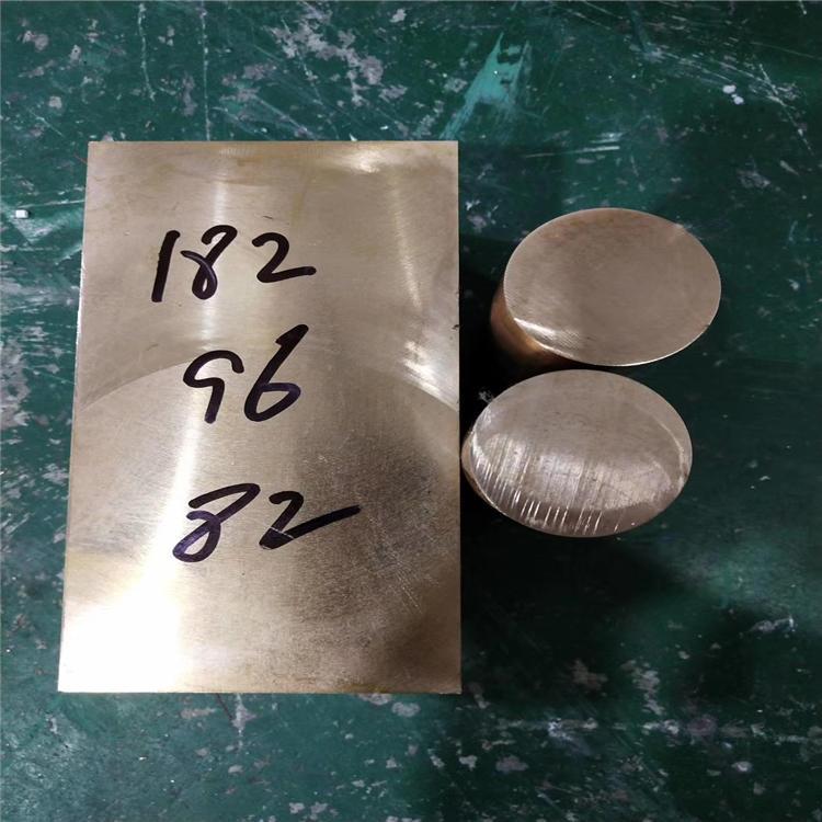 环保铍铜棒 BeA-275C高韧性铍铜棒 C17200铍铜棒示例图1