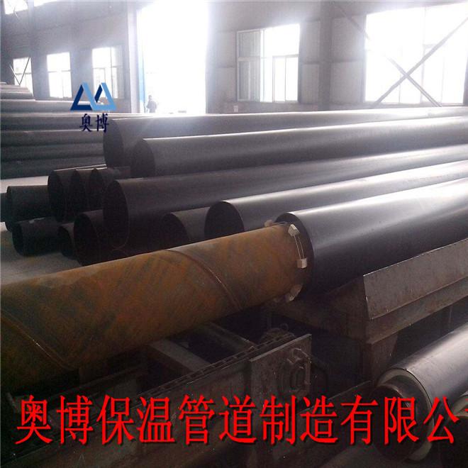 现货供应 聚乙烯夹克管 高密度聚乙烯夹克管 保温管外护管厂家示例图4