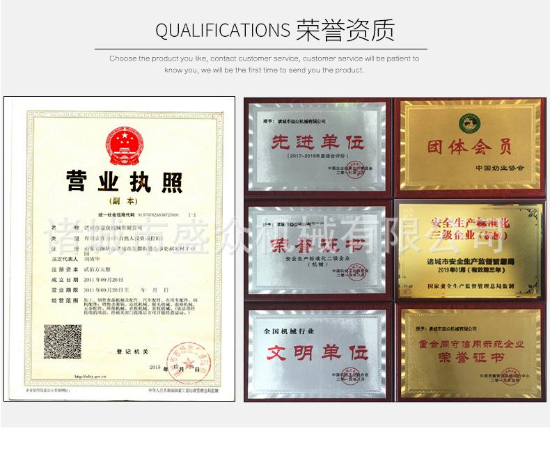 盛众500型全自动烟熏炉 哈尔滨红肠烟熏炉价格 香肠全套加工设备示例图5