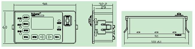 断相保护电动机保护器 安科瑞ARD2-5 马达保护器 启停过载超时低压示例图41