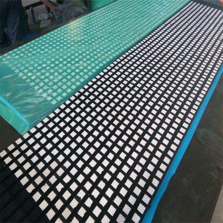 贵州滚筒包胶陶瓷胶板生产厂家  无需打磨陶瓷胶板示例图7