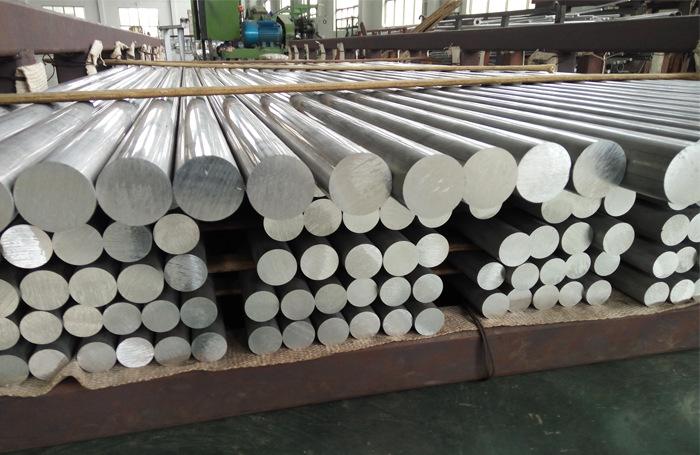 弘立7050铝棒现货 直径4.0-400mm 长度2500mm 可任意切割示例图11