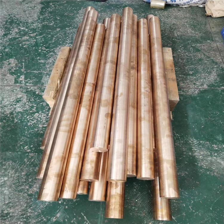 环保铍铜棒 BeA-275C高韧性铍铜棒 C17200铍铜棒示例图3