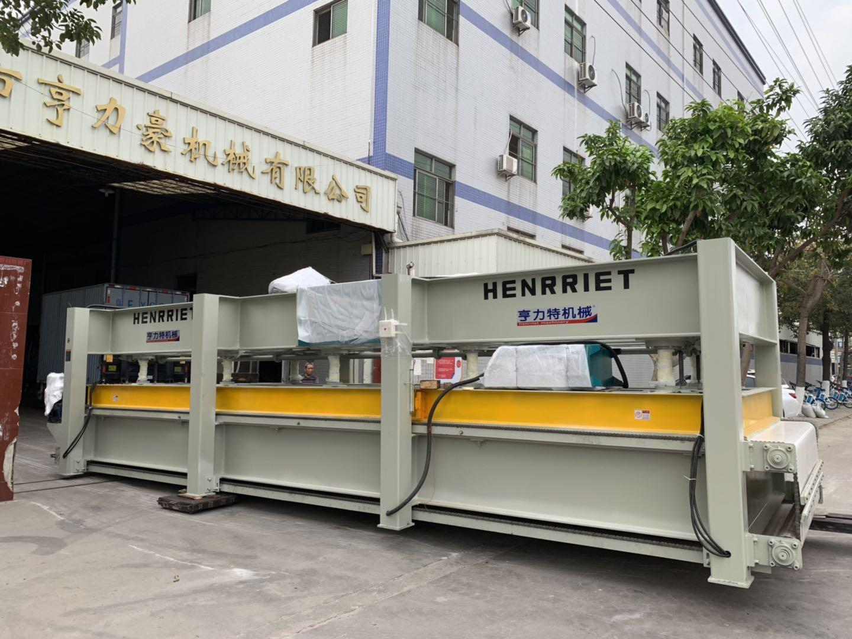 亨力特hlt3248-100t瑜珈墊熱壓機,戶外用品TPU熱壓機尺寸非標可以定制示例圖9