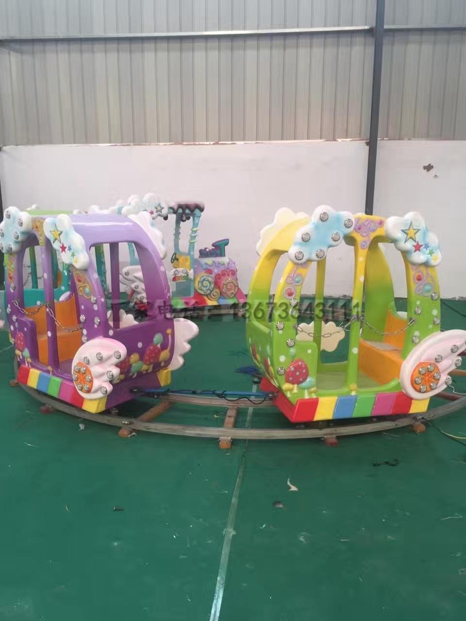 儿童12座迷你飞椅游乐设备 旋转飞椅大洋游乐厂家专业定制生产示例图49