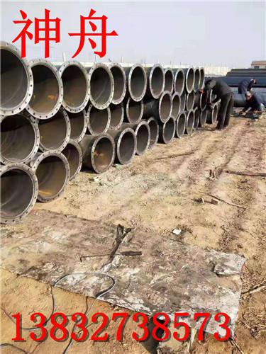 实体厂家 专业生产14年厚壁螺旋钢管厂家示例图8