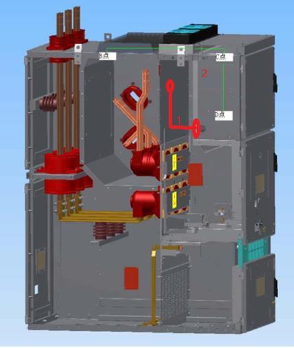 安科瑞ARB5-E弧光保护扩展单元 弧光信号采集 采集30路弧光信号示例图8